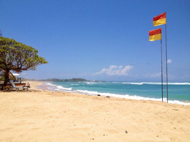 Mengiat beach, Nusa Dua Bali