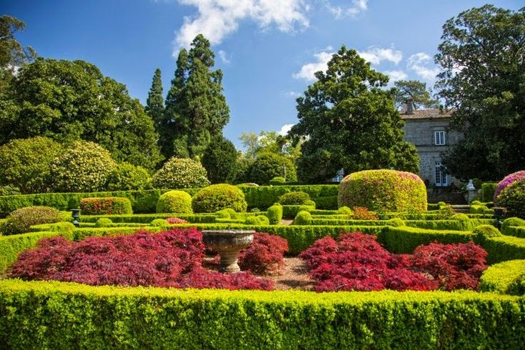 Parque botánico del Pazo de Rubianes. Reto para los sentidos. | El Blog de La Tabla