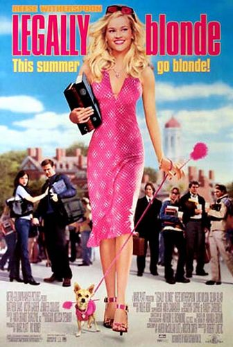 Such a cute movie. Buy the movie poster here: http://www.movieposter.com/q/Legally+Blonde_posters.html we also have a set of lobby cards that looks amazing!!! :D