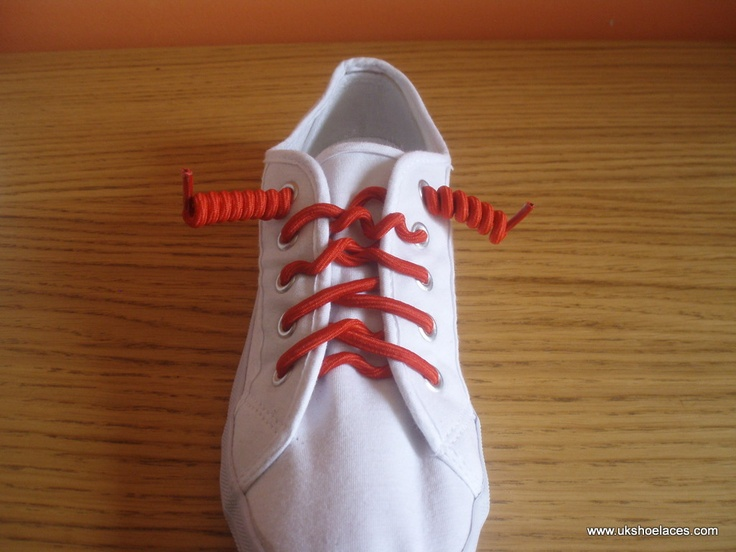Very Long Shoe Laces