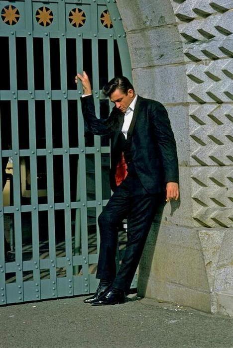 Johnny Cash at Folsom Prison, 1968