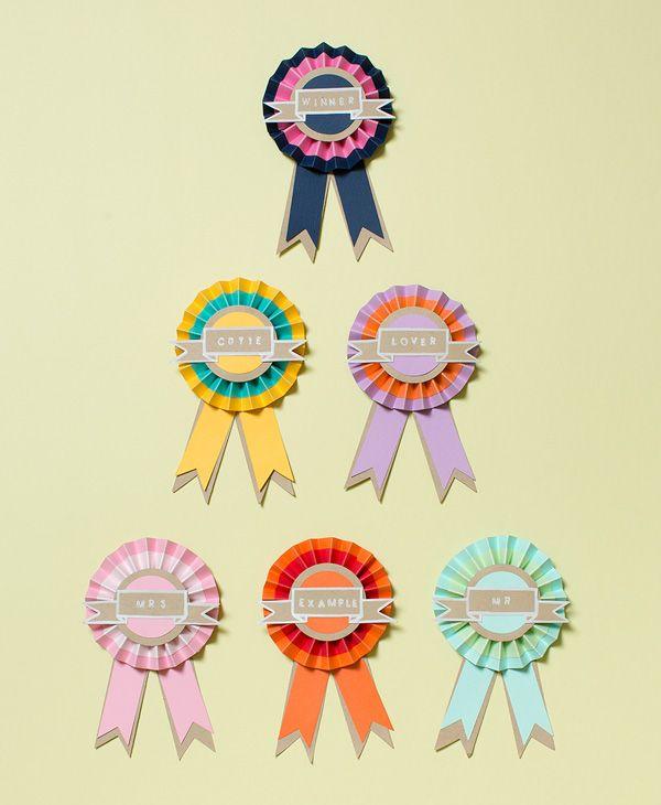 handmade paper rosettes by Lulu Lucky: Bachelorette Parties, Art Parties, Diy Crafts, Kids, Design File, Design Home, Paper Rosette, Shirts Design, Handmade Paper
