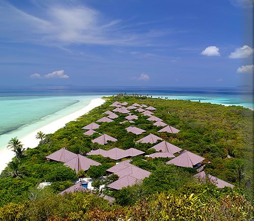 Amanpulo the most luxurious resort in the Philippines!