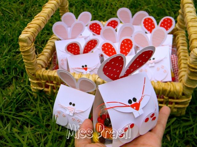 cute gift idea  for easter