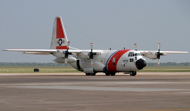 Lockheed HC-130H Hercules - 1711 U.S.C.G. Air Station Kodiak Alaska (Originally USAF 84-0480)