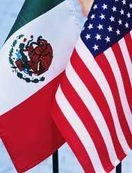 Acuerdo México- E.U.A Fernanda Casas, Karime Mobayed, Ivonne Flores.
