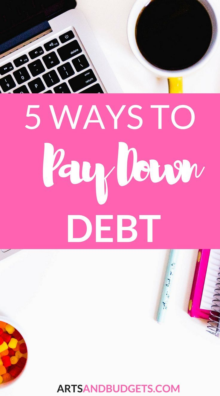 How To Pay Down Debt Quickly and Save Money Debt payoff