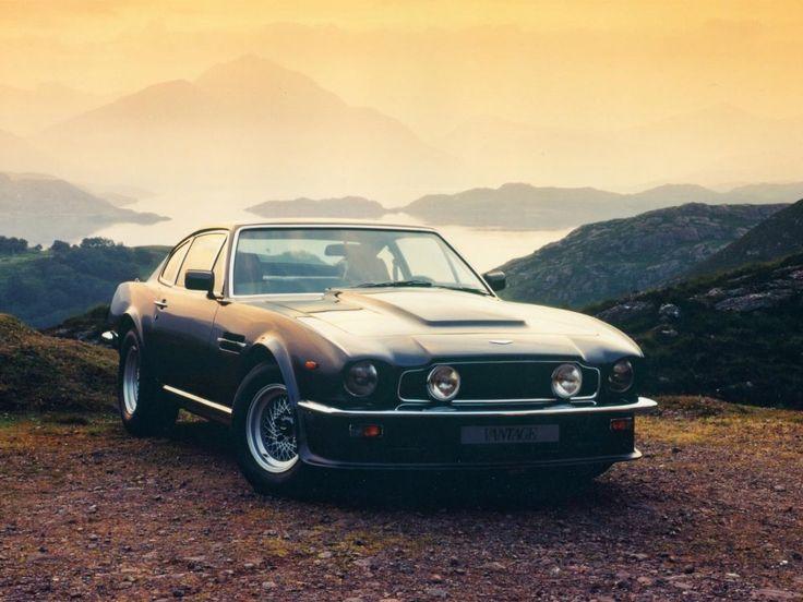 The DBS V8 Ushered In A New Era Of Aston Martin • Petrolicious