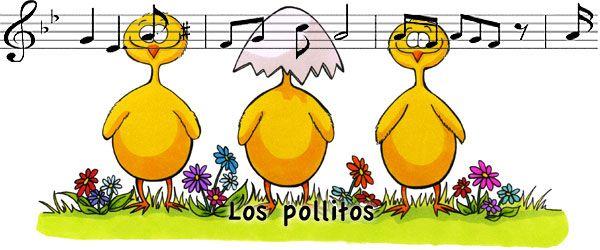 Los pollitos. Canciones Infantiles para niños y bebés