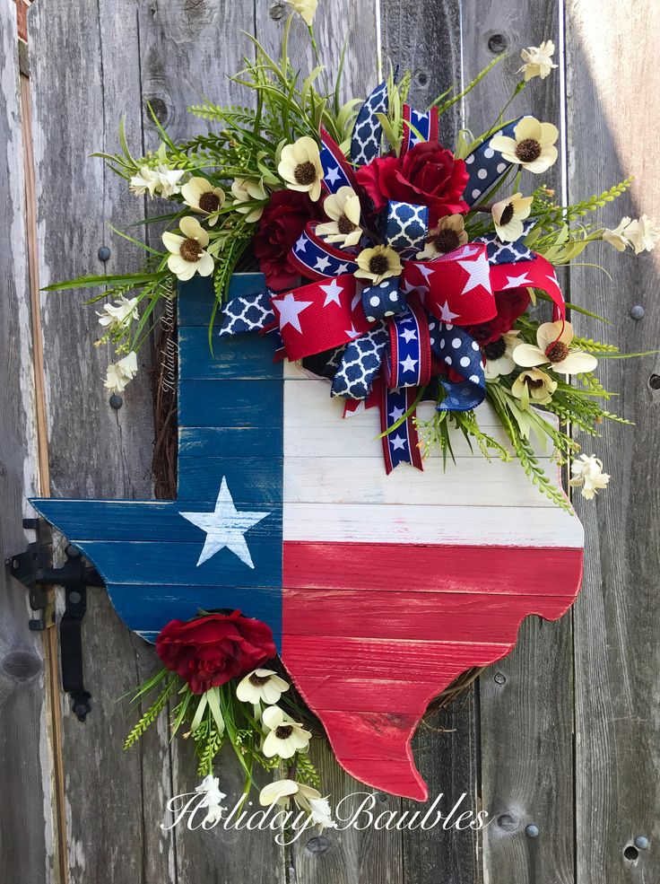 Go BIG in Texas by Holiday Baubles