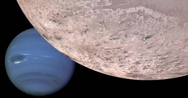 Neptun: Der sonnenfernste Planet - FOCUS Online