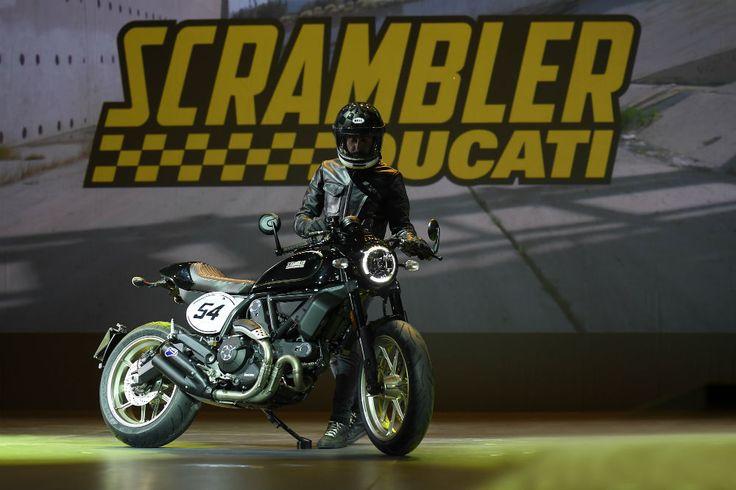 EICMA – Ducati apresenta nova Scrambler Café Racer