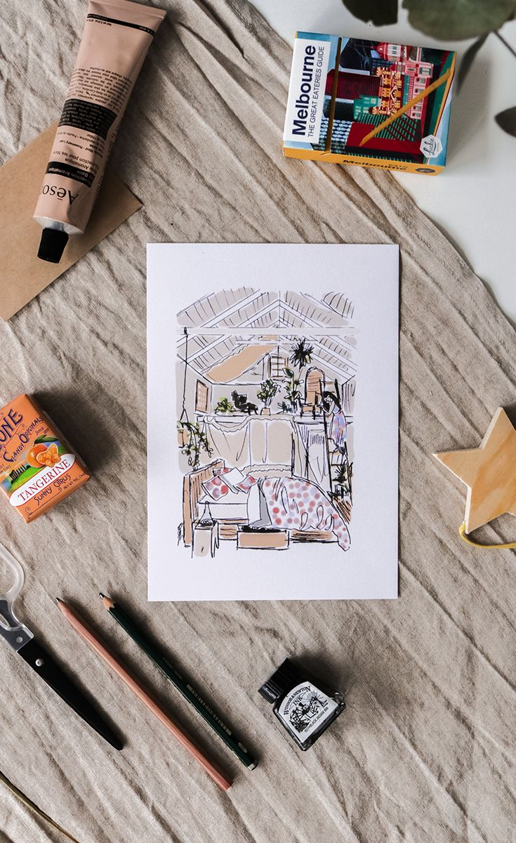 Illustrations of Daily life. Shop these art prints at Etsy store itwassmeART.etsy.com