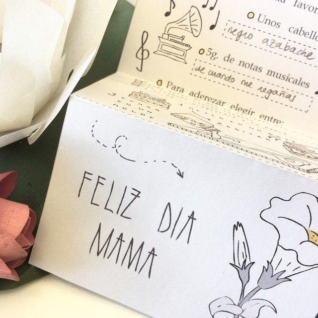 Imprimible día de la madre // Free printable mother's day