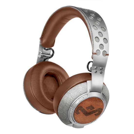 Liberate XLBT Bluetooth Over-Ear Headphones - Over-Ear Headphones - Headphones   House of Marley USA