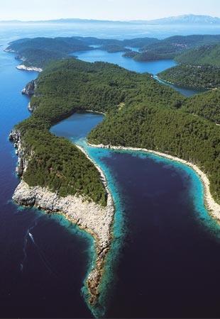 Mljet National Park, Croatia (© Fabijanic Damir/SIME/4Corners Images)