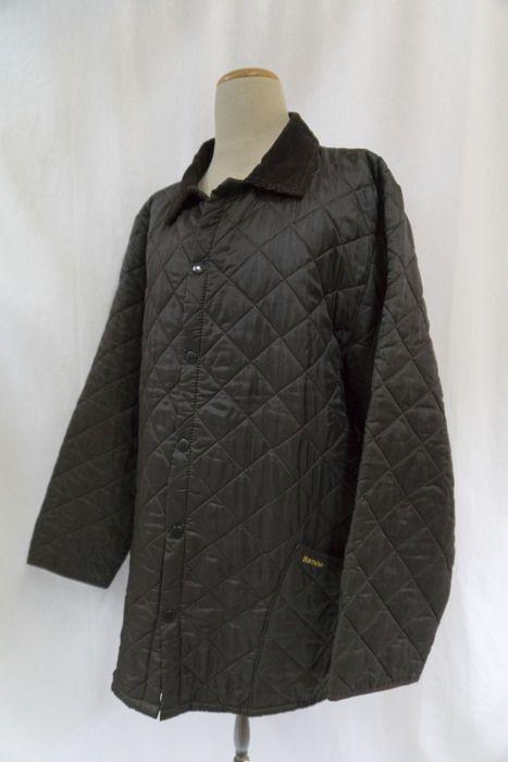 Nu in de #Catawiki veilingen: Barbour - Jacket / Quilt jas