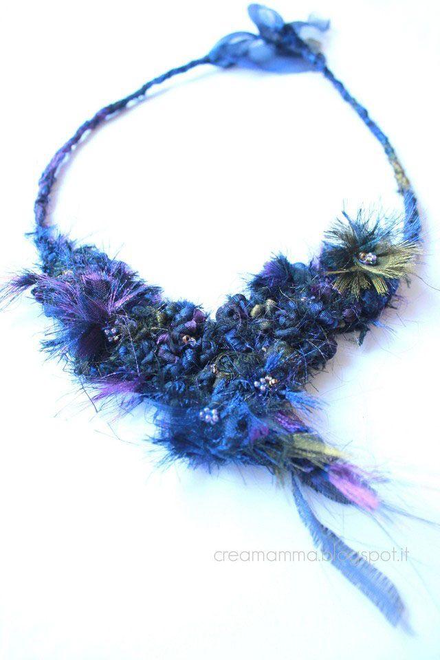 Diario di una Creamamma: Da foulard a collana