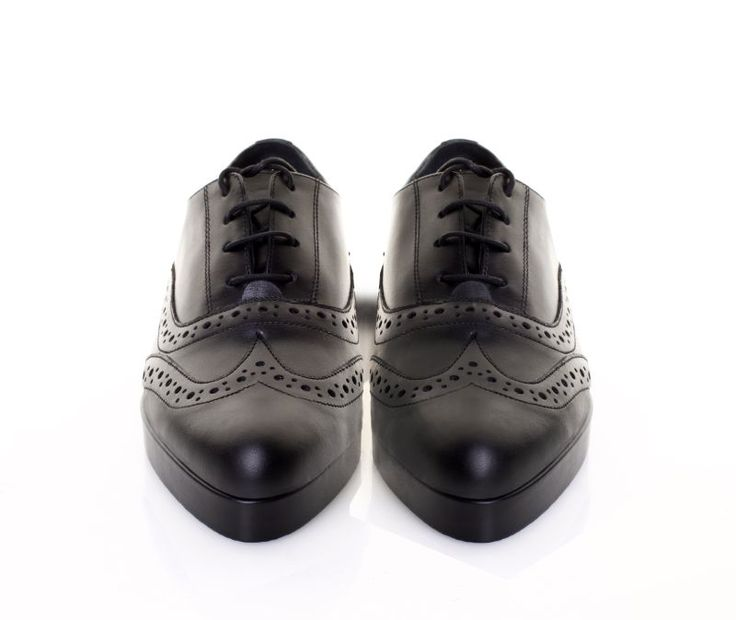 Sepala fall-winter 2014-2015 collection black shoes 550RON www.4fashion.ro