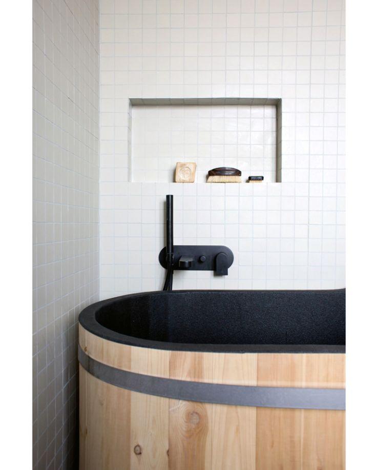 Badkamer Met Whirlpool ~   Badkamers op Pinterest  Grijsgele Badkamers, Badkamer en Blauw Gele