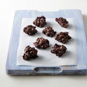 Σοκολατάκια με δημητριακά light από την Αργυρώ