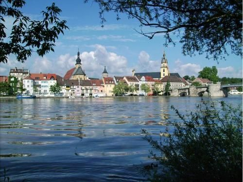 Kitzingen, Germany.  Lived here for 3 years.