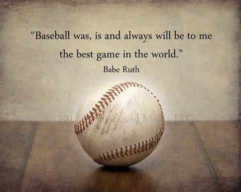Motivational Baseball Quotes for