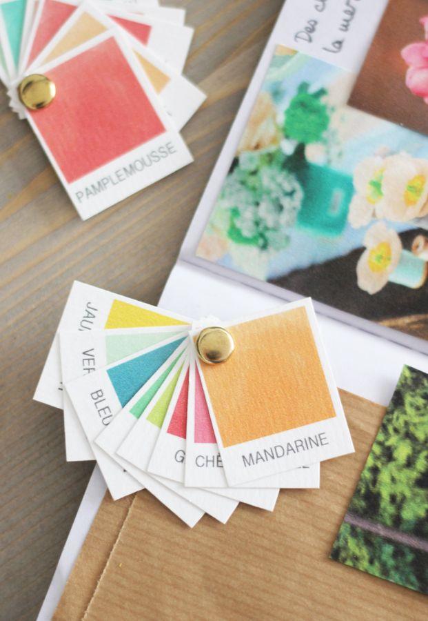 ©La mariee aux pieds nus - Choisir les couleurs de son mariage - Palette de couleurs a telecharger 3