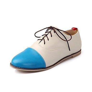 +Women's+Low+Heel+Comfort+Oxfords+Shoes+(More+Colors)+–+USD+$+34.99