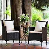 Found it at Wayfair - Napa Estate Dining Arm Chair with Cushion (Set of 2)