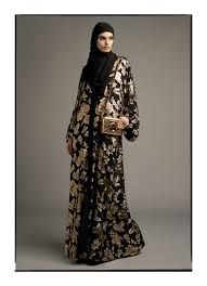 نتيجة بحث الصور عن gulsummelkhatroushi abaya