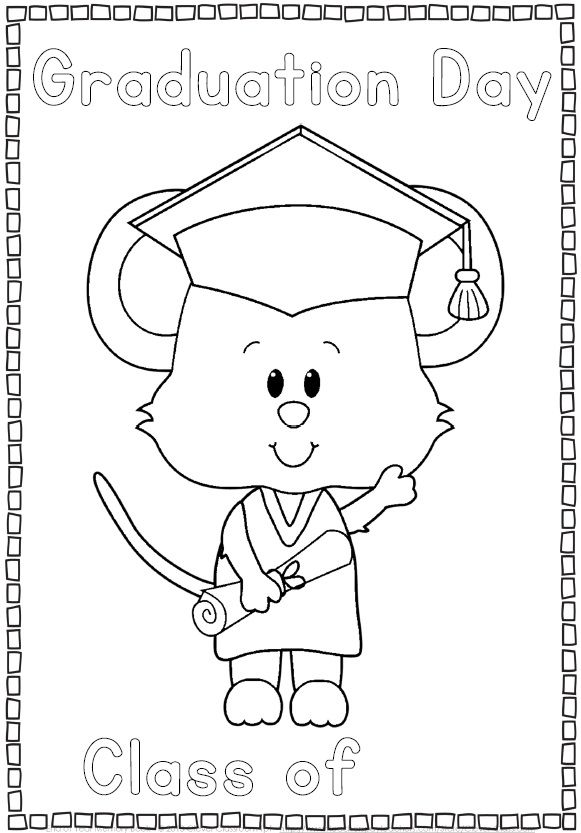 Graduate Preschool Worksheets. Graduate. Best Free