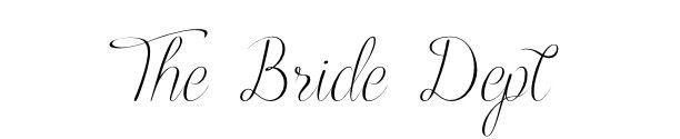 8 Fonts Untuk Undangan Pernikahanmu - Black Olives