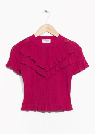 & Other Stories | Frill Top