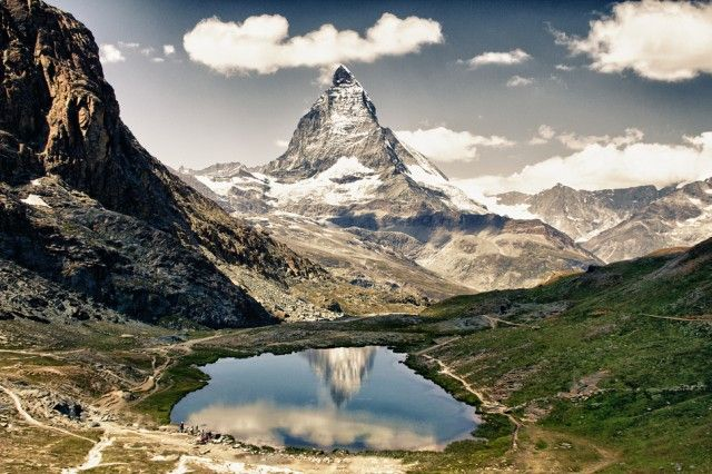 Маршрут Оут, Франция-Швейцария