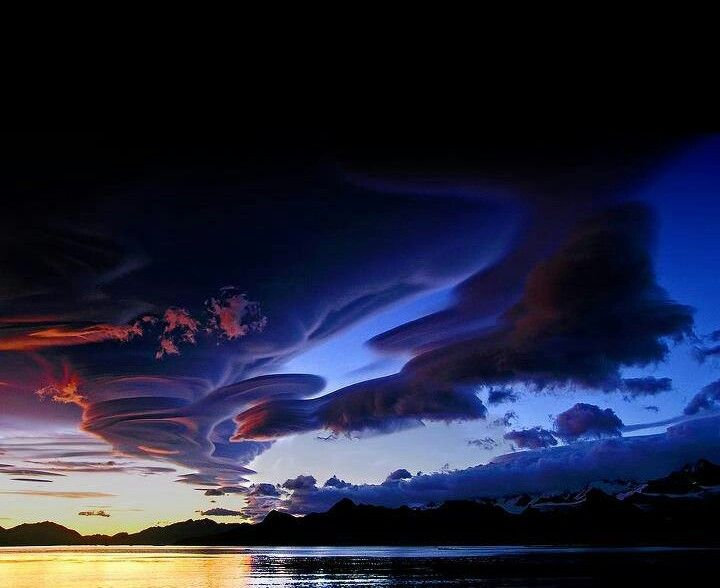 Image result for inky streak of cloud with raindrop