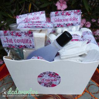 Kit de Toilette Femenino Premium - tienda online