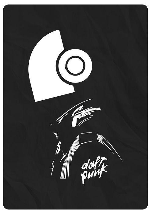 poster / Daft Punk, Go To www.likegossip.com to get more Gossip News!