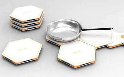 modular portable stove   (Electrolux Design Lab Competition showing future modern design trends)