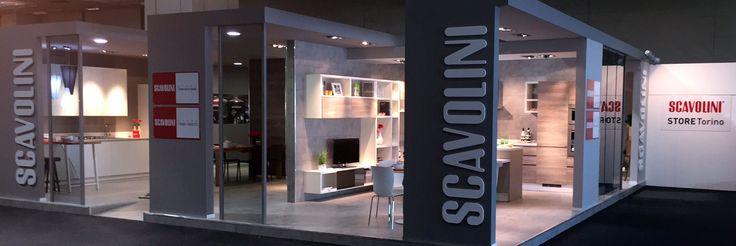 The Scavolini Store Torino at #Expocasa 2015   #Turin