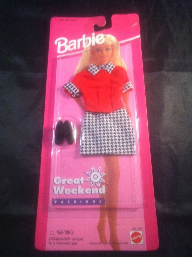 Barbie great Weekend Fashions Pack # 68014 92 (New) | eBay
