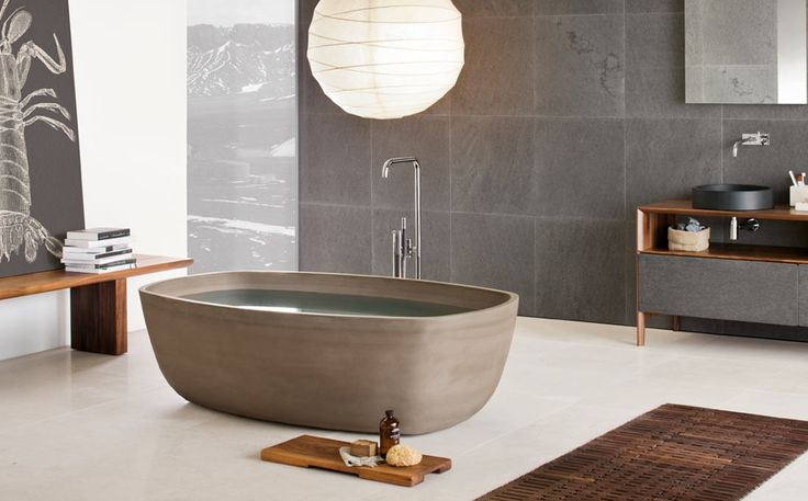 INKSTONE by Steve Leung: #madeinitaly, #stone, #naturalstone, #interior, #architecturedesign, #interiordesign, #forniture,  #bathroom, #bathtub,  #hydrobathtub, #Bathroomcollection, #whirlpool,