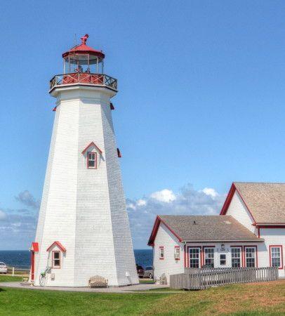 Lighthouses of Canada: Eastern Prince Edward Island