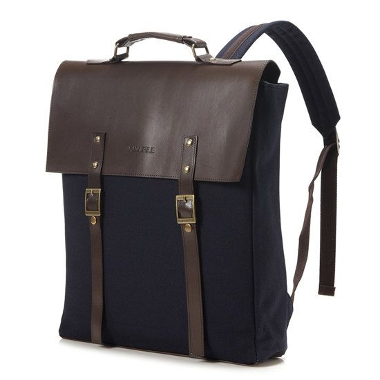 Tidy Business backpack(Navy)