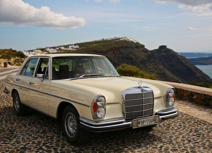 #Mercedes #Americana #Vintage #Model 1968