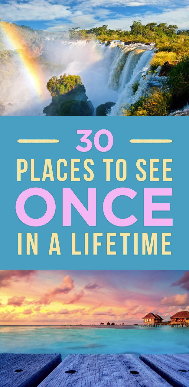 30 Surreal Destinations Everyone Should See At Least Once
