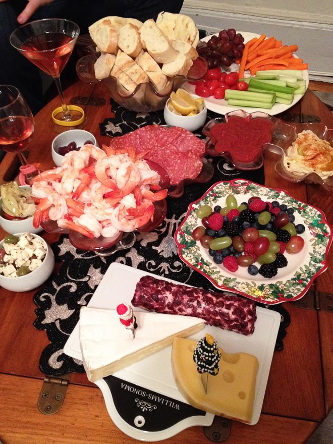 Holiday Party Food Ideas
