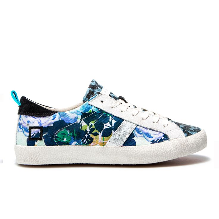 Spring Summer 2015 D.A.T.E. Sneakers Collection / Italian design/ Hill Low Fantasy Rose:www.date-sneakers.com