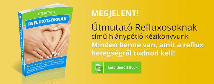 Útmutató Refluxosoknak - ukko.hu