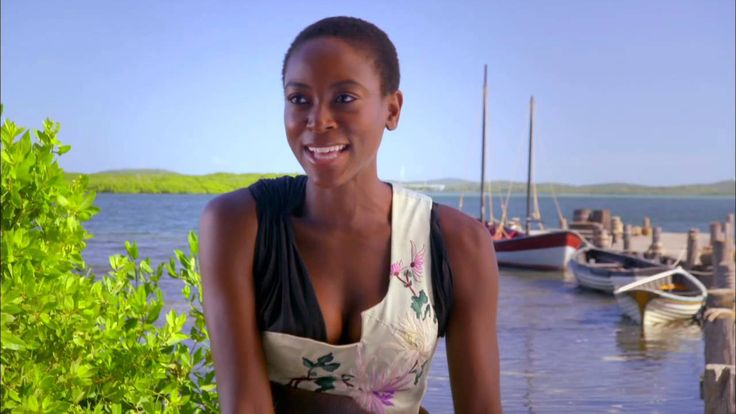 "Crossbones: TRACY IFEACHOR ""Nenna"" TV Series Premiere Interview"